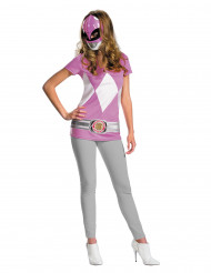 Déguisement Power Rangers™ Rose femme