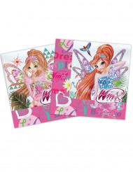 20 Serviettes en papier Winx Butterflix ™ 33 x 33cm
