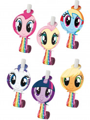 6 Sans-gênes My Little Pony ™