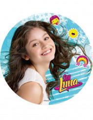 Disque en azyme Soy Luna™ modèle aléatoire 20 cm