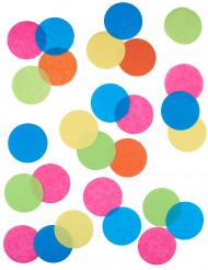Confettis de scène en papier multicolore ignifugé 100 grammes