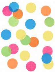 Confettis en papier multicolore ignifugé 5.5 cm