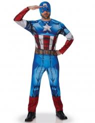Déguisement classique Captain America Avengers™ adulte