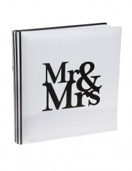Livre d'or Mr &Mrs