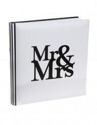 Livre d'or Mr &Mrs