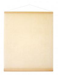Tenture en intissé ivoire 8 m x 70 cm