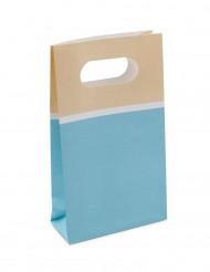 6 Sacs papier sorbet ice 17,5 cm