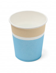 20 Gobelets en carton sorbet ice 200ml