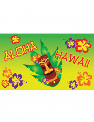 Décoration murale Aloha en tissu 90 x 150 cm