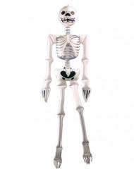 Décoration squelette gonflable 183 cm