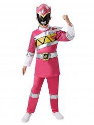 Déguisement enfant Power Ranger™ rose Deluxe