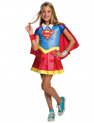 Déguisement luxe Supergirl Super Hero Girls™ fille