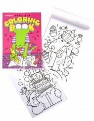 8 Livres de coloriage pour enfant