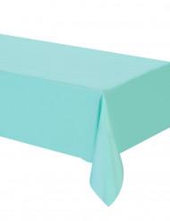 Nappe en plastique menthe 137cm x 274cm