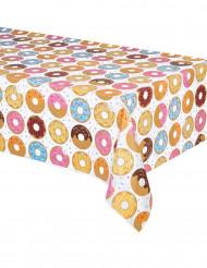 Nappe rectangulaire en plastique Donuts 137 x 259 cm