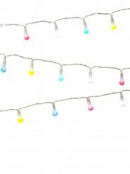 Mini guirlande lumineuse pastel 2.5 mètres
