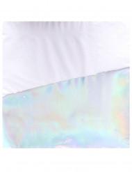 16 Serviettes en papier Iridescent 33 x 33 cm