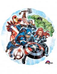 Ballon aluminium Avengers ™ 43 cm