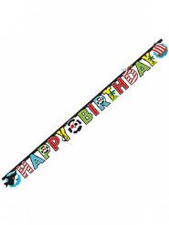 Guirlande Happy Birthday Pirate 1.80 m