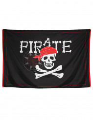 Drapeau de pirate 2 x 3 m