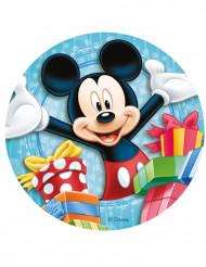 Disque en sucre Mickey™ 20 cm