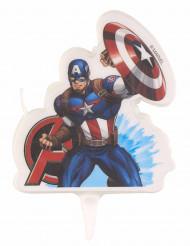 Bougie anniversaire Captain America™