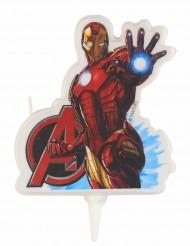 Bougie anniversaire Iron Man Avengers™