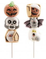 Brochette de marshmallow Halloween aléatoire