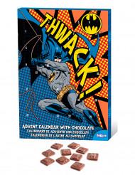 Calendrier de l'avent au chocolat Batman™