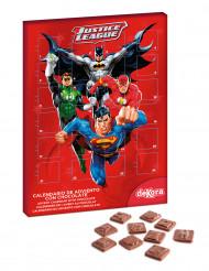 Calendrier de l'avent au chocolat Justice League™