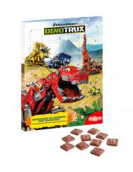 Calendrier de l'avent au chocolat Dinotrux™