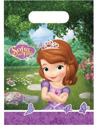 6 Sacs cadeaux Princesse Sofia et la licorne™