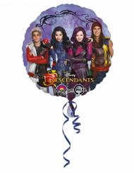 Ballon aluminium Descendants ™ 43 cm