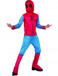 Déguisement Spiderman Homecoming ™ avec couvre-bottes enfants
