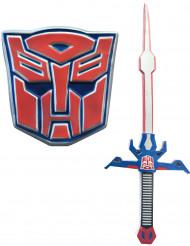 Kit épée et bouclier Optimus Prime - Transformers 5™