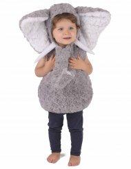 Déguisement éléphant gris enfant