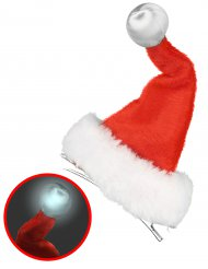 Mini bonnet lumineux Noël