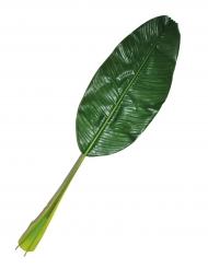 Décoration feuille verte Hawaï 90 cm