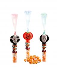 Bâton lumineux Halloween avec bonbons
