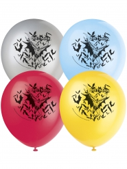 12 Ballons latex Batman ™ 30 cm