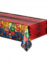 Nappe plastique Justice League™ 137 x 213 cm