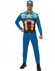 Déguisement  Captain America ™ adulte