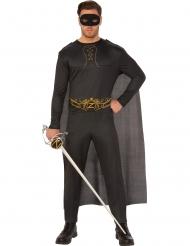 Déguisement  Zorro ™ adulte