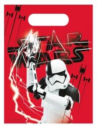 6 sacs cadeaux Star wars 8 The Last Jedi ™