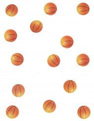 150 Confettis de table Ballons de Basket