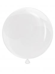 Ballon bulle transparent 45 cm
