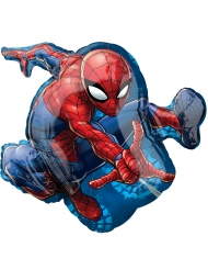 Ballon aluminium Spiderman ™ 43 x 73 cm