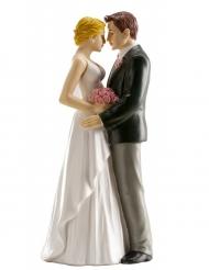 Figurine mariés 16 cm