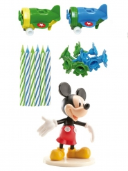Kit bougie d'anniversaire Mickey™