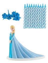 Kit d'anniversaire Elsa ™ -  La Reine des Neiges ™